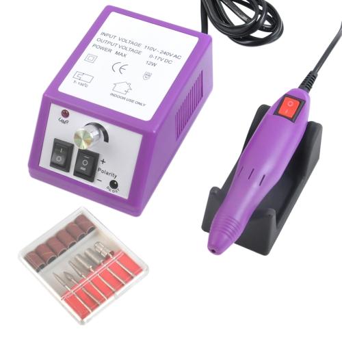 NEW Профессиональный электрический акриловый набор для сверления ногтей фото