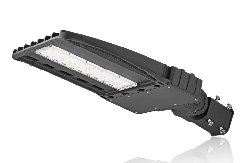 60W 7550LM impermeable LED Shoebox luz Slipfitter soporte con tapa de cortocircuito