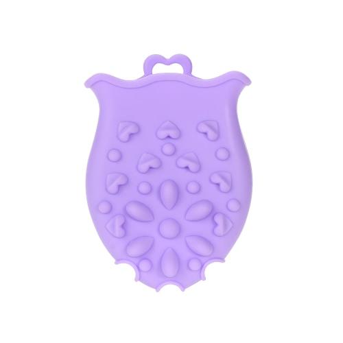 Маска для тела для тела для тела для тела Tiptop Scalp Scrubber Силиконовые чистящие ванны для душа для детей и взрослых