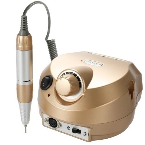 Профессиональный инструмент для сверления с электрическим приводом для маникюра для ногтей