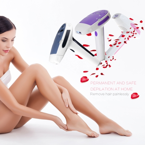 IPL Permanent Hair Removal Machine Face&Body Pulsed Light Laser Shaving  Epilator Handheld Home Use