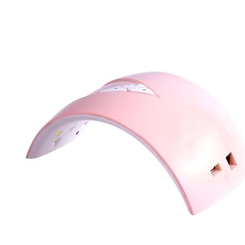 Smart Nail Dryer 48W UV Manicure 21шт Светодиоды, отверждающие гелевую полировку Инфракрасная индукционная лампа