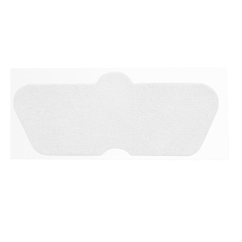 10pcs / set Anself Tiefenreinigung Nase Pore Strips mit Hamamelis Extrakt Nase Mitesser Entferner Reiniger Streifen Weiß