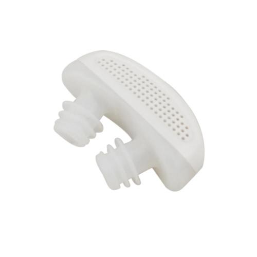 Silicone Mini 2 in 1 Anit-Snoring Device W3881W