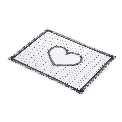 1Pc Силиконовый коврик для ногтей для ногтей Washable Складная накладка Силиконовая маникюрная подушечка для шнуровки Штамповочная тарелка для таблеток