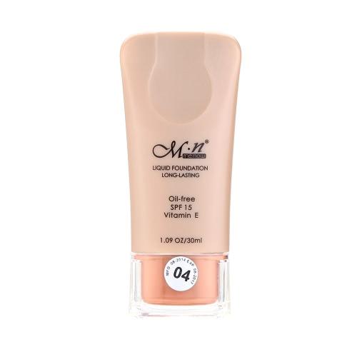 30ml Perfect Skin Cover BB Cream Long-lasting Beauty Angle Anti-Aging Oil-free Vitamin E SPF-15