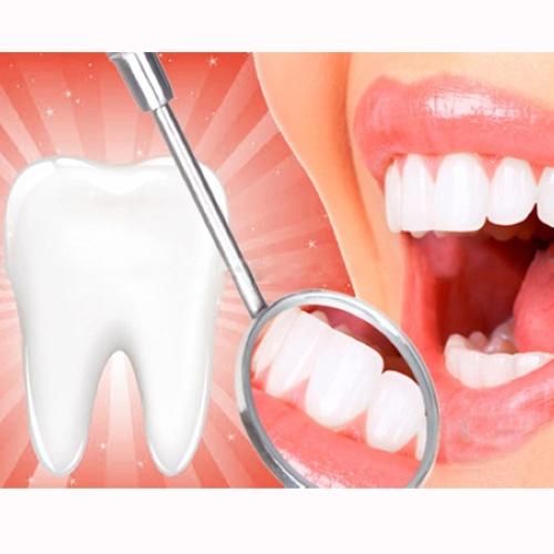 Conjunto de 3pcs/1 aço inoxidável profissional instrumentos dentais boca espelho explorador Dental sonda alicate pinça Kit