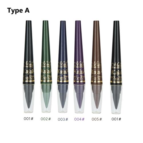 6pcs М.Н макияж подводка для глаз тени для глаз карандаш перо набор A / B