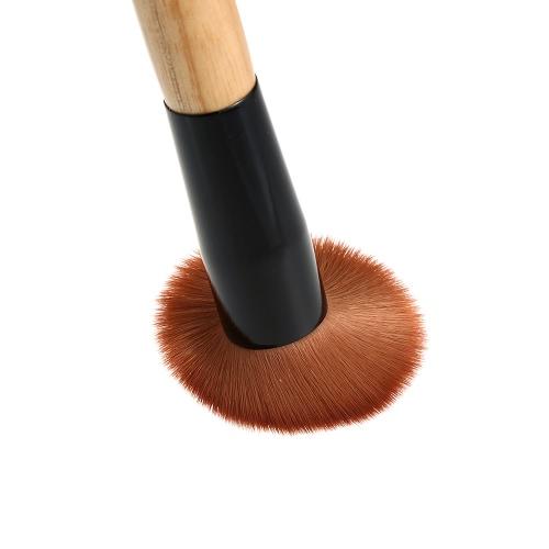 1шт порошок кисть фонд кисти макияж кисти кисти профессиональные косметические кисти макияж лица красоты инструменты фото
