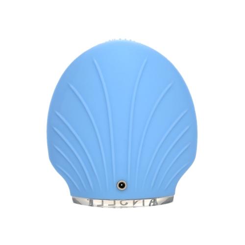 Самостоятельный силиконовый водонепроницаемый мини-электрический очиститель для лица