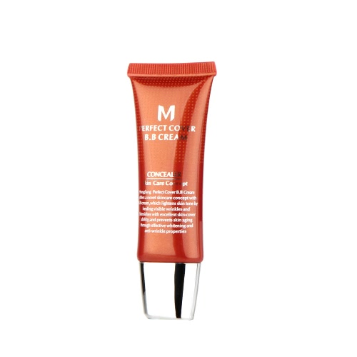 Magische Cover BB Cream aufhellende feuchtigkeitsspendende Haut Pflege Make-up Liquid Foundation Concealer Cosmetic 20ml