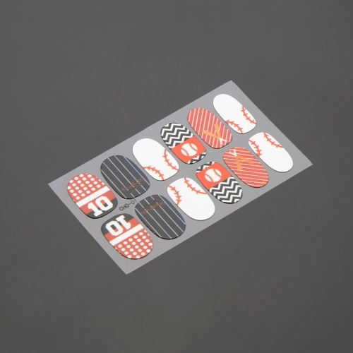 Schöne Nail  Aufkleber  Nail Stickers  Folie polnischen Dekoration Kunst Decals