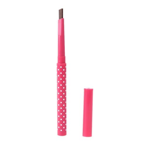 Профессиональный карандаш для бровей Вращающийся вкладыш Косметический макияж инструмент 2#