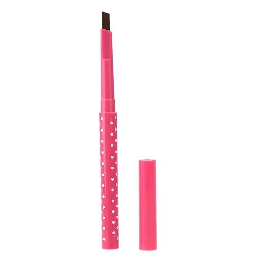 Professionelle Augenbrauenstift drehbar kosmetische Liner Make-up Tool 3#