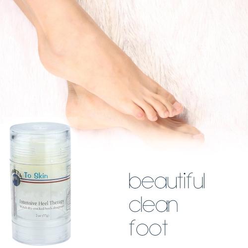 Pés cuidados calcanhar reparação pé creme massagem creme pé Saúde cuidados de beleza pé reparação creme para a pele
