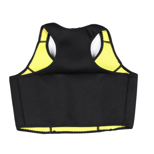 Schlankheitskur Shapewear Super Stretch Neopren postpartale BH schlanke Weste Spandex elastischer BreastTrimmer Body Shaper für Frauen