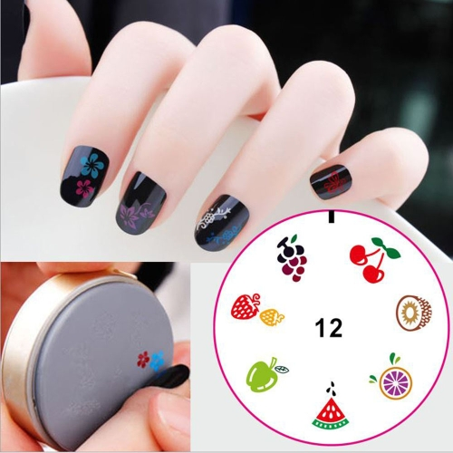 15 Styles Fashion Design Nail Art Image Stamp Stamping Plates Manicure Template