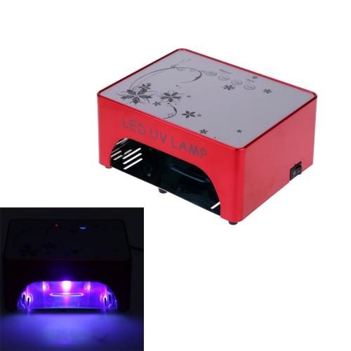 Professional 35W CCFL & LED Nail UV Lamp Nail Gel Polish Dryer LED Nail Lamp with Auto/Manual Time Setting