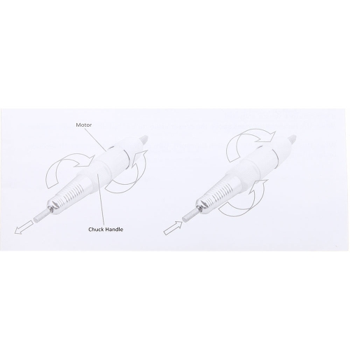 110V 220V 35000RPM Portable Salon Nail File Drill Glazing Manicure Machine Accessory Pedicure Kit Set