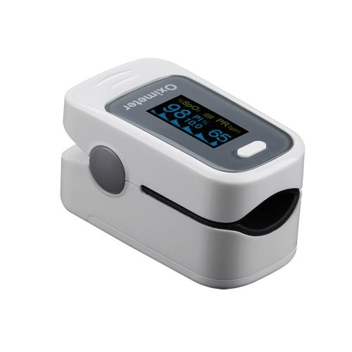 Mini oxímetro de pulso de la punta del dedo Digital portable de la exhibición de OLED Medidor de la frecuencia cardíaca Oxígeno de la sangre SpO2 PR Monitor Saturación Herramienta de la hemoglobina