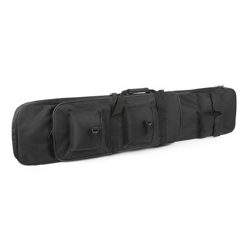 95cm / 120cm Наружная сумка для оружия с защитой от оружия Сумка для переноски Регулируемый плечевой ремень