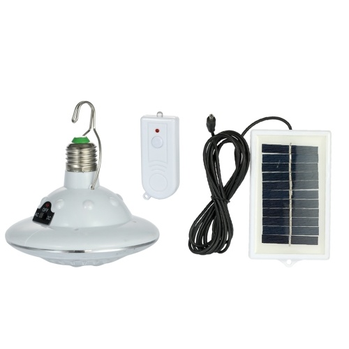 22LED E27 Outdoor und Indoor Solar LED Lampe