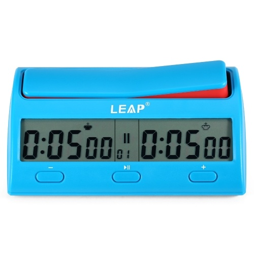 Digital Chess Timer Multifunctional Chess Clock Two-player Chess Game Timer
