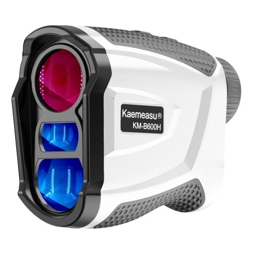 Лазерный дальномер, открытый гольф, телескоп, цифровой монокуляр, дальномер, угол, скорость, инструмент для измерения высоты