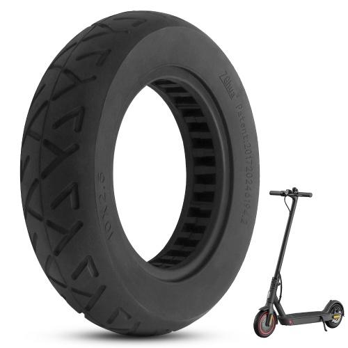 Замена твердой шины 10 x 2,5 м с высокой плотностью резины для электрического скутера Xiaomi M365 / Pro