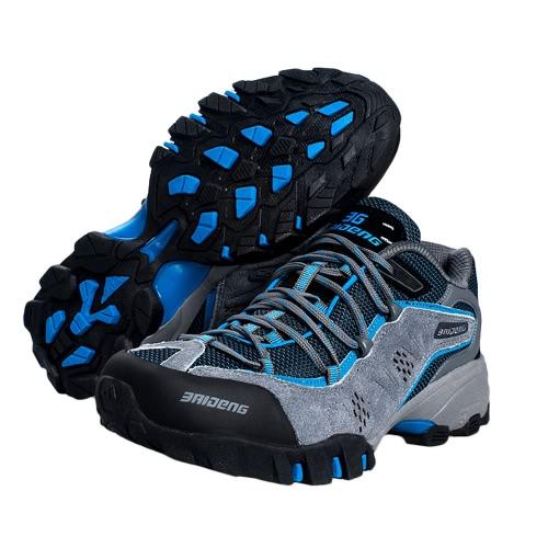 Outdoor Men's Mountain Climbing Trekking Shoes Sport Sneaker