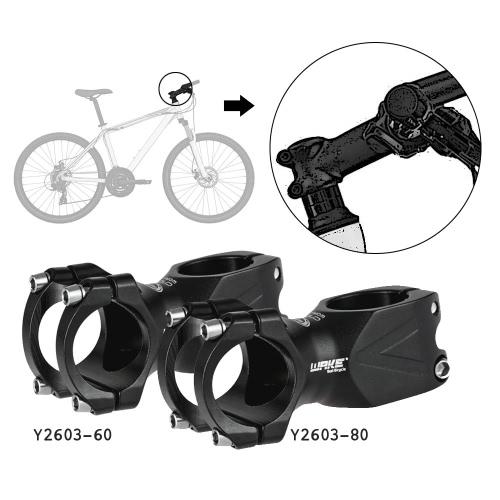 Aluminium Alloy MTB Fahrrad Road Bike Lenker Vorbau 60 / 80mm