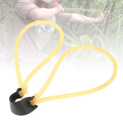 2-strip Velocity elastica Elastica Bungee Elastico per Slingshot catapulta di caccia