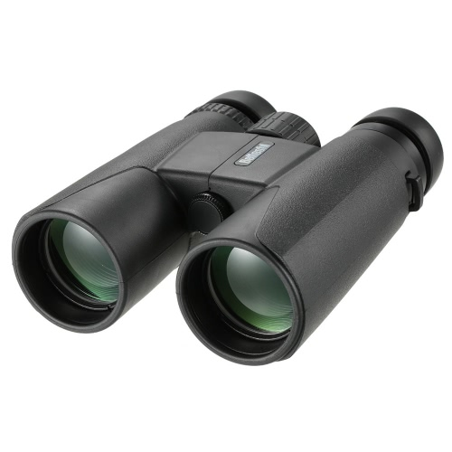 Outdoor portatile 10X42 HD binoculare Multi-Coated Optics Fogproof antiurto binocolo per la caccia Escursionismo Birdwatching