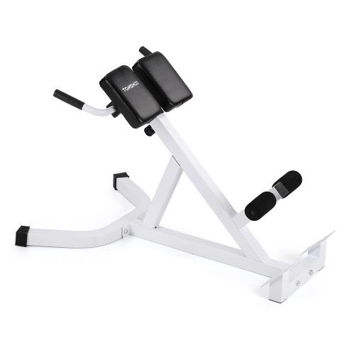 Strange Tomshoo Tomshoo Adjustable Hyperextension Roman Chair Abdominal Back Extension Exercise Ab Bench Home Gym Fitness Creativecarmelina Interior Chair Design Creativecarmelinacom