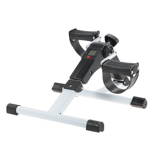 TOMSHOO Folding Exerciser Fitness Pedal