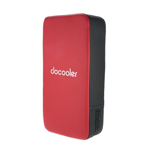 Docooler Прямоугольник Кик Pad Foot Focus Target Pad Удар щитом для обучения Штамповка бокса каратэ