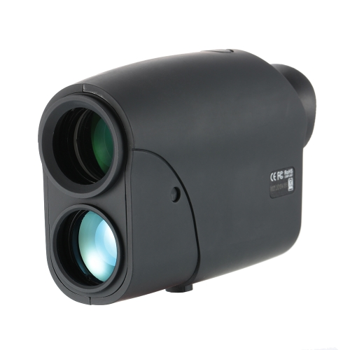 Outdoor Compact 7X25 Entfernungsmesser 1500 mt Entfernungsmesser Golf Entfernungsmesser Jagd Monokulare Teleskop Entfernungsmesser Geschwindigkeit Tester