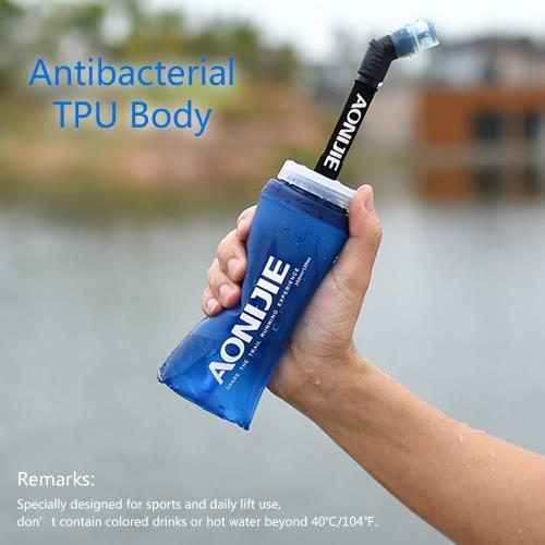 AONIJIE Спортивная складная бутылка с водой