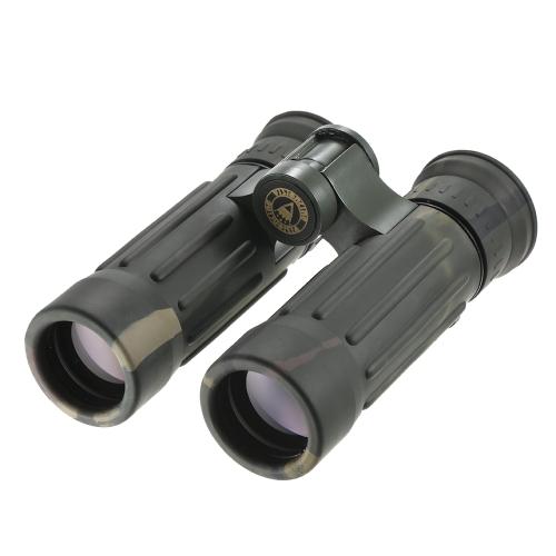 7x28 Portátil de Alta Definición de Bolsillo Binocular Compacto Mini BaK4 Prisma Viajes Telescopio Kids Regalo Binocular