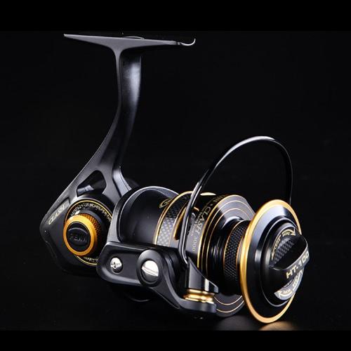 PENN CLASH Bobina da pesca a spina Cuscinetti a sfere 7 + 1BB 6.2: 1 Maniglia pieghevole intercambiabile sinistra / destra ruota da pesca