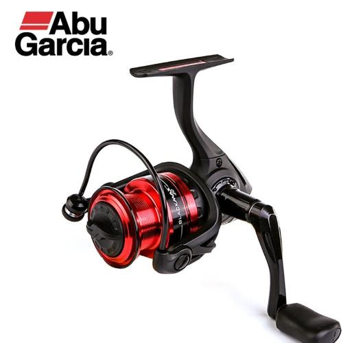 ABU GARCIA BLACK MAX Carrete de pesca con hilado BMAXSP10-60 1000-6000 5.2: 1 3 + 1BB Carrete de pesca de Saltewater del cuerpo del grafito