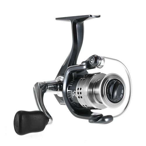 ABU GARCIA CARD STX 1000-4000 Metal lleno de pesca de giro Reel 7BB Relación de engranajes 5.2: 1 Reel Anti-Reverse