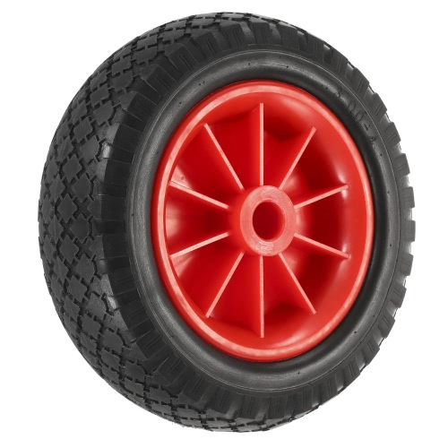 "1pc 8 ""/ 10"" Rueda de neumático a prueba de pinchazos para Kayak Canoe Trolley Cart Replacement Tire"