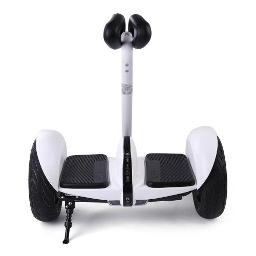 Алюминиевый сплав Электрический скутер Kickstand