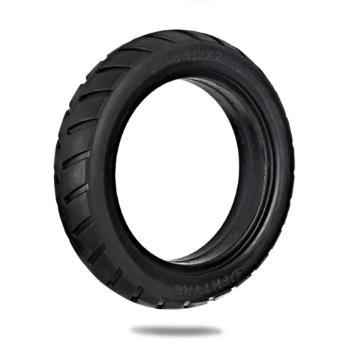 Pneu de substituição sólida de roda de pneu dianteira / traseira de 8,5 polegadas 8 1 / 2X2 para Xiaomi Mijia M365 Scooter elétrico