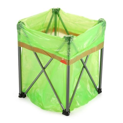 Al aire libre Portable plegable WC ligero asiento de tocador cómodo silla para acampar Viajes de senderismo