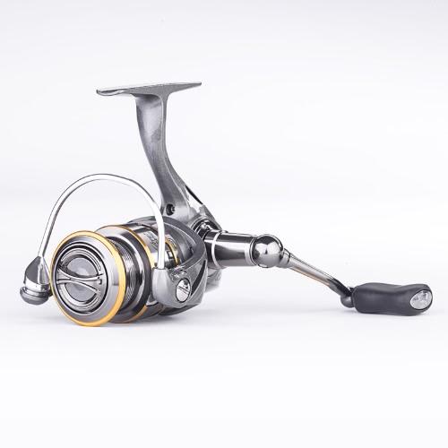 ABU GARCIA ORRA SX SPINNING 5.8: 1 1000 - 4000 8 + 1BB Pesca per bobina di pesca per pesca d'acqua dolce per alimentatore