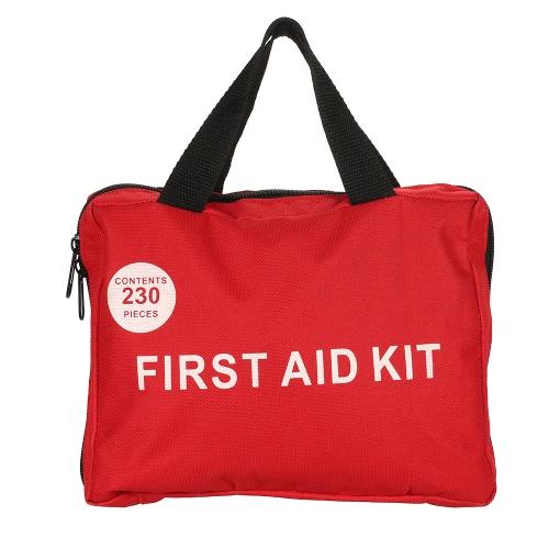 Kit di pronto soccorso di viaggio sicuro 230PCS