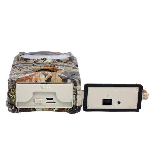 PR-100 12MP 1080P Trail Hunting Game Camera