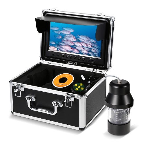 Lixada Professional Underwater Fishing Video Camera Fish Finder